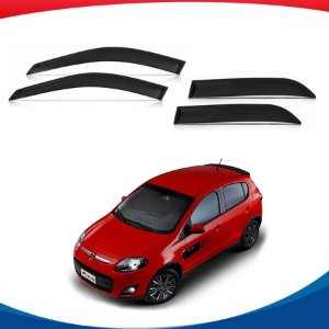 Calha de Chuva Fiat Novo Palio  4 pts 11/...