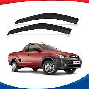 Calha de Chuva Chevrolet Montana 01/12