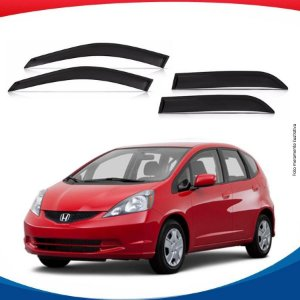 Calha de Chuva Honda New Fit 09/13