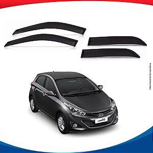 Calha de Chuva Hyundai HB20 Hatch