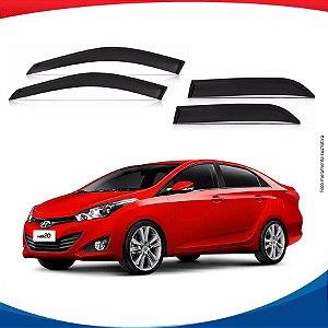 Calha de Chuva Hyundai HB20 Sedan