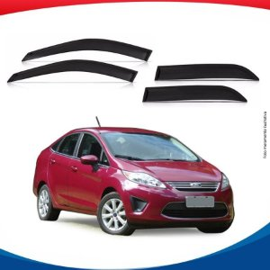 Calha de Chuva Ford New Fiesta
