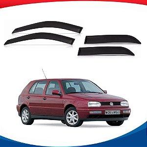 Calha de Chuva Volkswagen Golf 4 Portas .../98