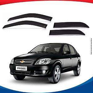 Calha de Chuva Chevrolet Prisma 4 Portas 07/12