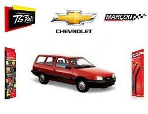 Calha de Chuva Chevrolet Ipanema 89/98 2 portas