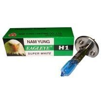 Lâmpada Super Branca Eagleye H1