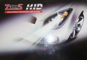 Lâmpada Bi-Xenon 8000k H4