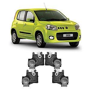 Trava Elétrica Tragial Novo Fiat Uno