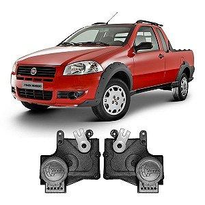 Trava Elétrica Tragial Fiat Strada
