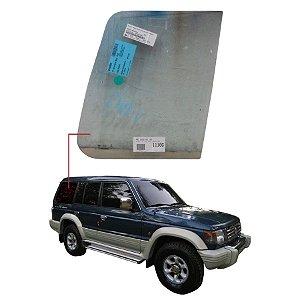 Janela Fixa Traseira Direita Mitsubishi Pajero Full 91/99