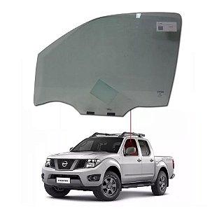 Vidro Porta Dianteiro Esquerdo Nissan Frontier 2014