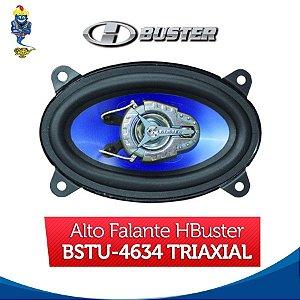 Alto Falante 4x6 HBuster BSTU-4634 Triaxial