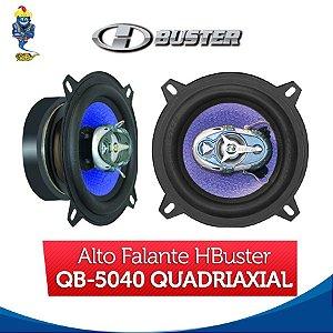 """Alto Falante 5"""" HBuster QB-540 Quadriaxial"""