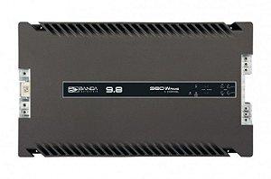 Amplificador Banda 12.4D 4 Canais