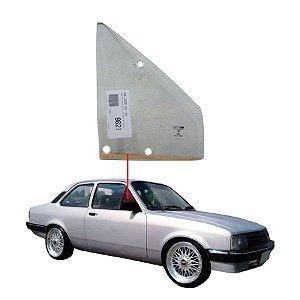 Quebra Vento Com Furo Lado Direito Chevette 83/98