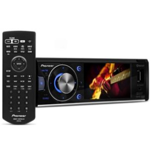 DVD Pioneer 8780 Tela 3,5 Bluetooth