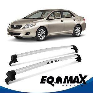 Rack Eqmax Corolla New Wave 09/13 prata