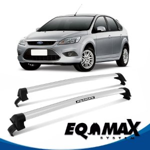 Rack Eqmax Focus Hatch New Wave 4P 03/09 prata