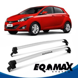 Rack Eqmax HB20 Hatch New Wave 14/17 prata
