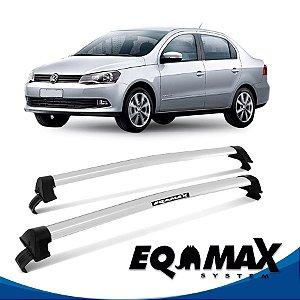 Rack Eqmax Voyage G6 New Wave 13/15 prata