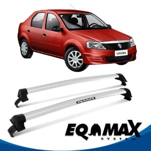 Rack Eqmax Logan 4P New Wave 08/13 prata