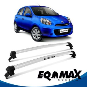 Rack Eqmax March New Wave 11/14 prata