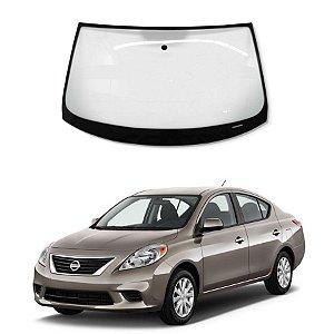 Parabrisa Nissan Versa 12/16 Gasolina Vidro Dianteiro Pilkington