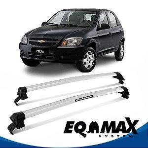 Rack Eqmax Celta 4 Pts New Wave 13/14 prata