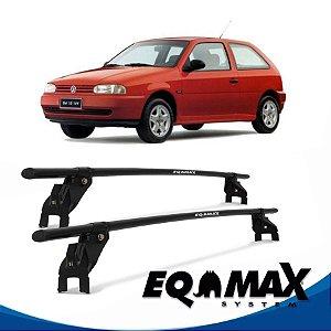 Rack Aço Teto Eqmax VW Gol G2 2 Pts 95/98