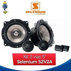 Kit 2 vias 5 Selenium 52V2A