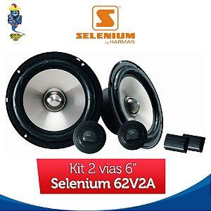 Kit 2 vias 6 Selenium 62V2A