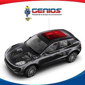 Vidro Teto Solar Porsche Macan