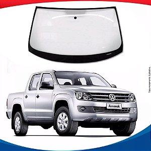 Parabrisa Volkswagen Amarok 10/... Vidro Dianteiro Com Sensor Quadrado