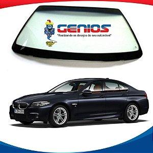 Parabrisa BMW 528i Série 5 13/... Vidro Dianteiro Com Sensor