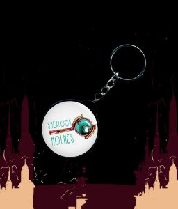 Chaveiro Sherlock Holmes  - RPG Classics