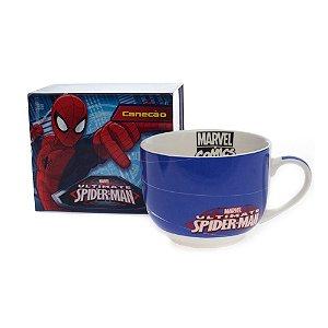 Caneca Sopa Marvel – Homem Aranha