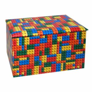 Puff Baú - (Blocks)