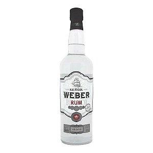 Rum Weber Haus Prata 700ml
