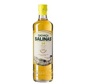 Cachaça Salinas Ipê 700ml
