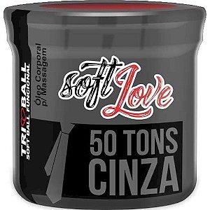 Bolinhas Explosivas 50 Tons de Cinza Soft Ball