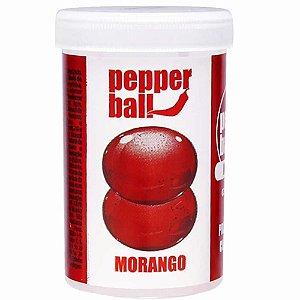 Bolinhas Explosivas Beijável Pepper Ball Morango