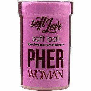 Bolinhas Explosivas Aromática Pher Woman Soft Ball