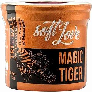 Bolinhas Explosivas Multifuncional Magic Tiger Soft Ball
