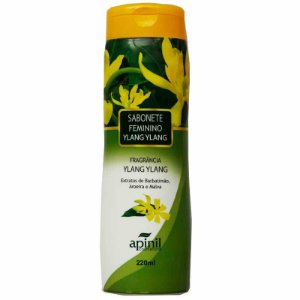Sabonete Íntimo Aroma de Ylang Ylang 220ml