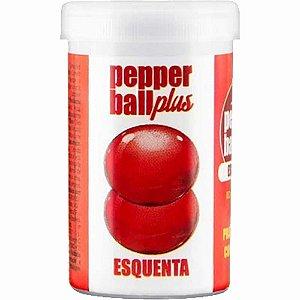 Bolinhas Explosivas Pepper Ball Plus Esquenta