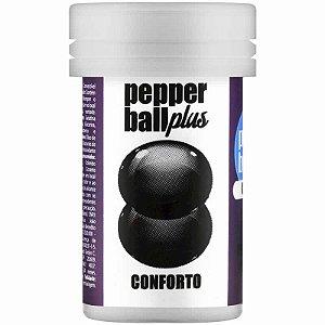 Bolinhas Explosivas Pepper Ball Plus Conforto Anal
