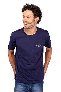 Camiseta Azul Marinho - Summer