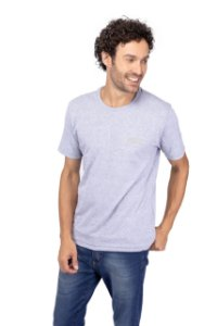 Camiseta Cinza Mescla - Summer