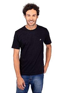 T-Shirt Básica Preta