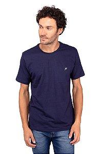 T-Shirt Básica Azul Marinho